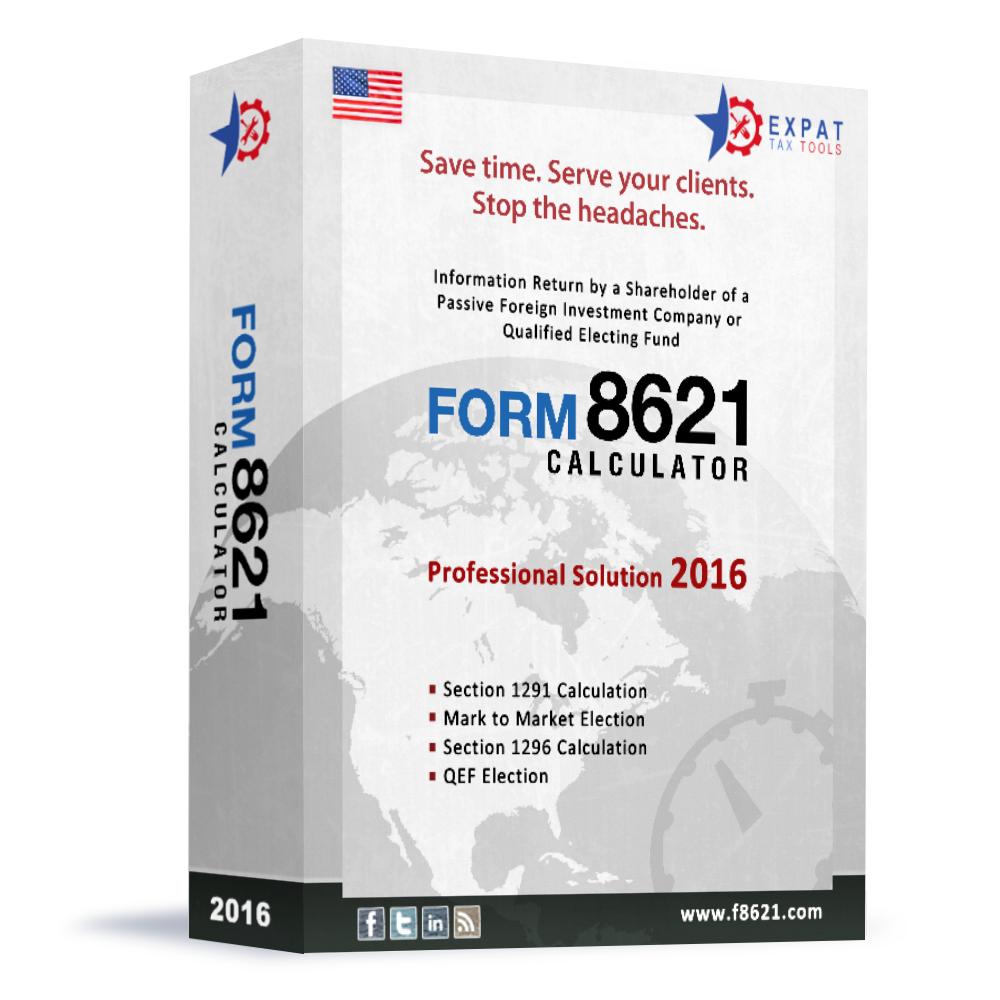Form 8621 Calculator